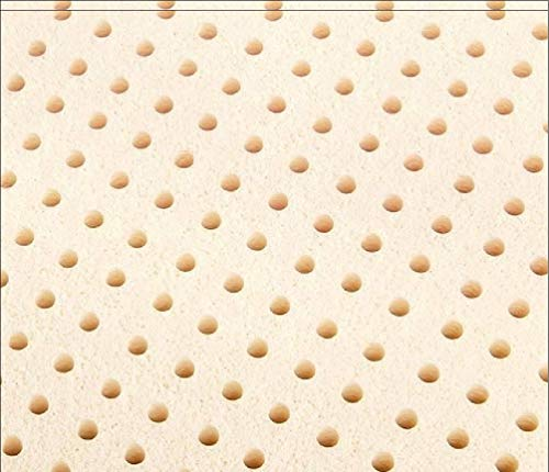 """USA Queen Original Talalay Latex Mattress Pad Toppers: US Made 2"""", 3"""", Many Densities (3"""" Thick, 14 ILD Soft)"""