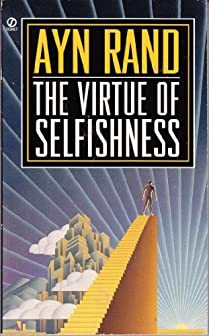 Image for The Virtue of Selfishness