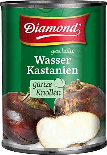 DIAMOND Wasserkastanien, ganz, 540 g