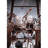 【Amazon.co.jp 限定】やがて霧色は曇りなく 1-2巻セット 特製ブックケース入り&イラストカードセット付き (リュエルコミックス)