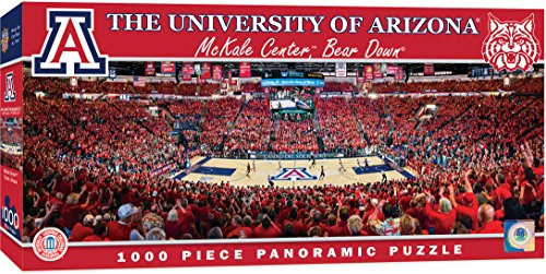 MasterPieces NCAA-Stadion, Panorama-Puzzle, 1000 Teile, 13' x 39'