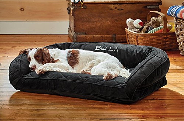 Orvis Comfortfill Bolster Bed Xlarge Dogs Up 4055 Kg