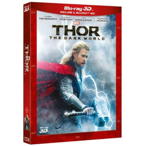 Thor - The Dark World (Blu-Ray 3D +Blu-Ray);Thor - The Dark World