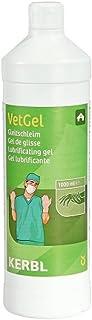 Kerbl 1027 Medicinskt Smörjmedel Gel, 1000 ml