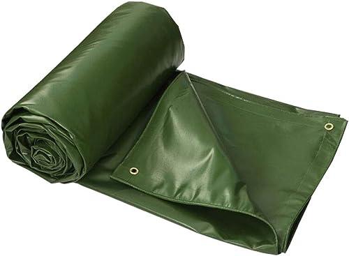 CJC Bache Tente De Plein Air Prougeecteur Camping 100% Imperméable UV Prougeégé 550g m2