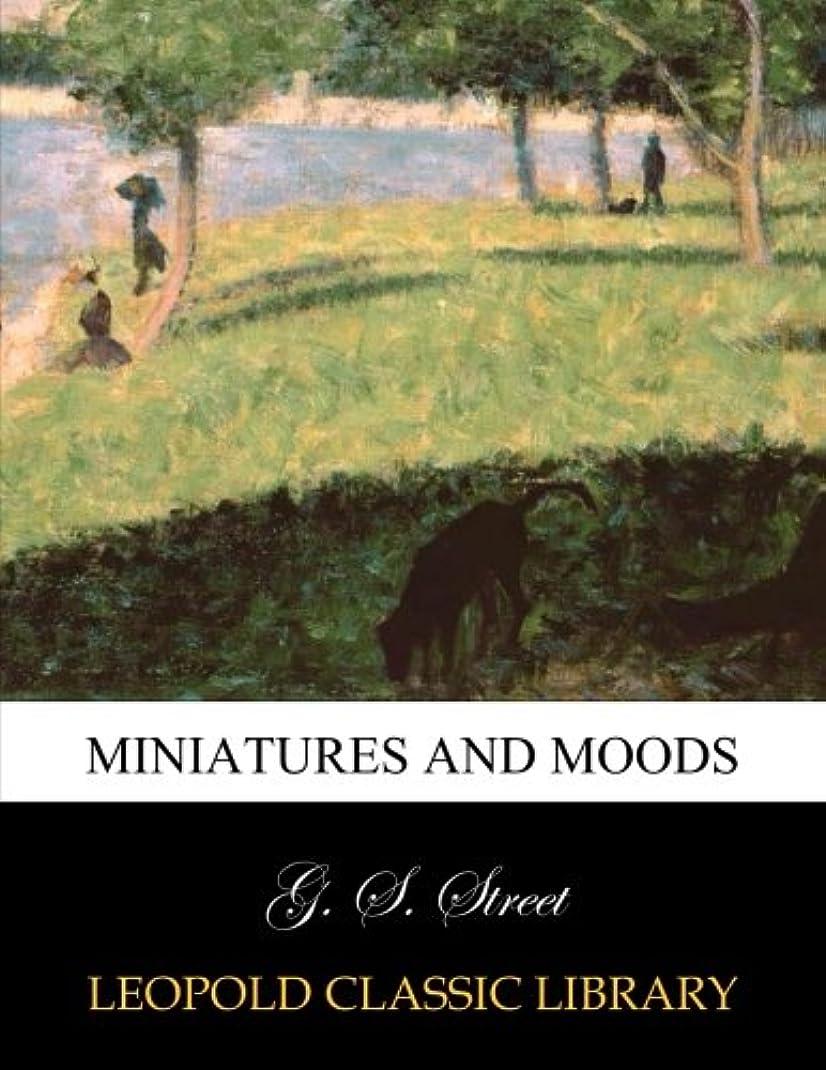 ファンシーオークランド電圧Miniatures and moods