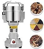 CGOLDENWALL 850w Moulin Électrique à Céréales 150g Grain Poudre Machine en Acier Inoxydable pour Épices Herbes Grain de Café CE Certificat