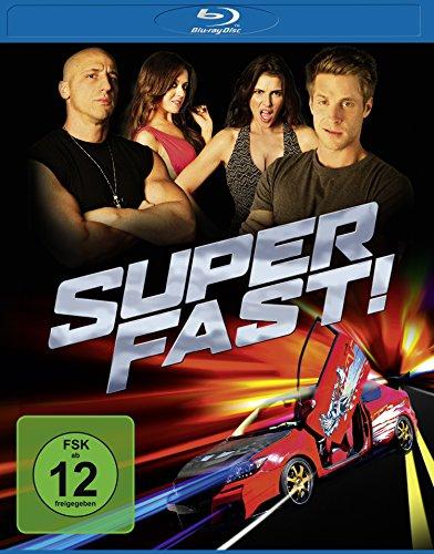 Superfast! [Blu-ray]