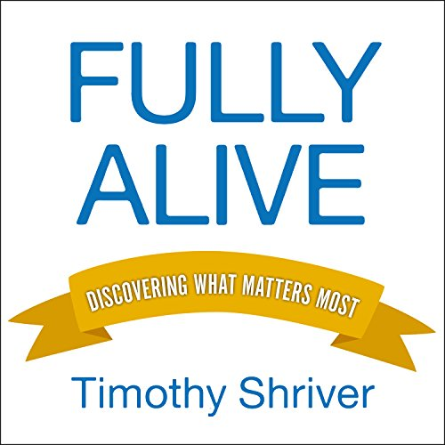 Fully Alive audiobook cover art