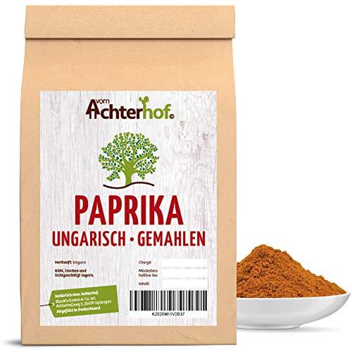 250 g Paprikapulver original ungarisch Paprika edelsüß Ungarn Spitzenqualität vom-Achterhof