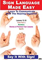 Sign Language Series 13-16 [DVD] [Import]