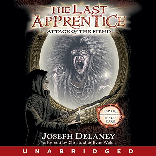 Attack of the Fiend     The Last Apprentice, #4              De :                                                                                                                                 Joseph Delaney                               Lu par :                                                                                                                                 Christopher Evan Welch                      Durée : 9 h et 1 min     Pas de notations     Global 0,0