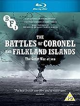 The Battles of Coronel and Falkland Islands (1927) [ Origen UK, Ningun Idioma Espanol ] (Blu-Ray)
