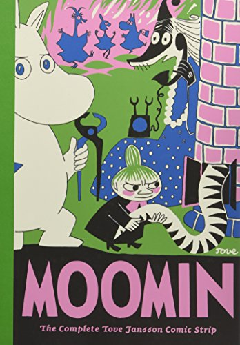 Moomin Book Two: The Complete Tove Jansson Comic Strip: Bk. 2