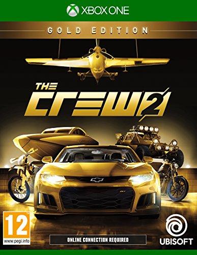 The Crew 2 Gold Edition - Xbox One [Edizione: Regno Unito]