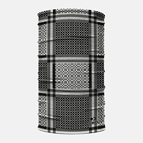 Shemagh Silver Neck Gaiter product image