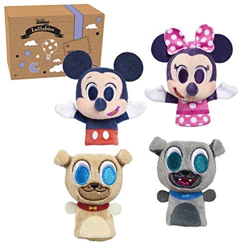 Disney Junior Music Lullabies Finger Puppets, Amazon Exclusive