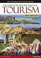 English for International Tourism (2E) Pre-Intermediate Course Book+DVD (English for Tourism)