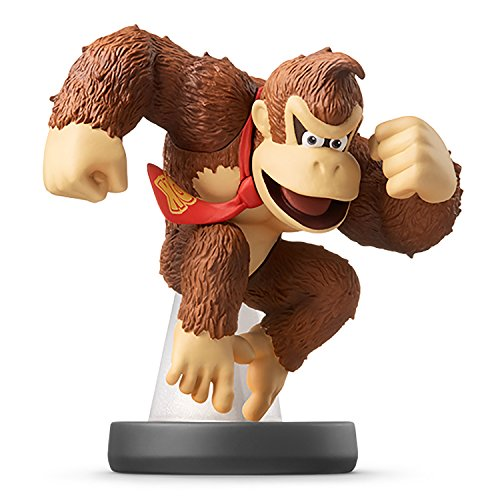 Amiibo Donkey Kong - Super Smash Bros. series Ver. [Wii U] [import Japonais]
