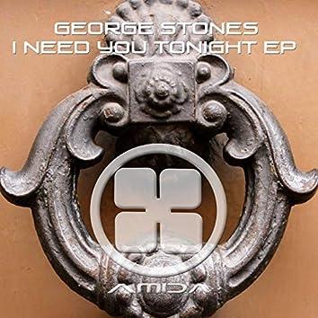 I Need You Tonight EP