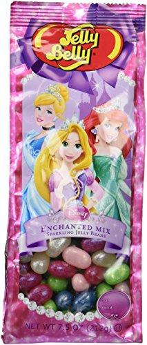 Gourmet Disney Princess Fairy Enchanted Mix Jelly Belly 7.5 oz Sparkling Jelly Beans
