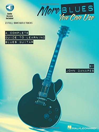 More Blues You Can Use Guitar (Book / CD): Noten, CD für Gitarre