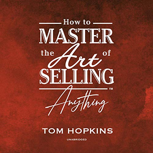 How to Master the Art of Selling Anything Program cover art