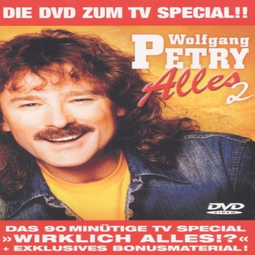 Wolfgang Petry - Alles 2: Live