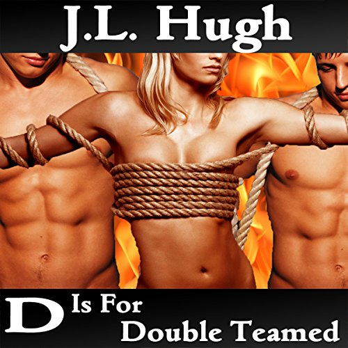 D Is for Double Teamed audiobook cover art