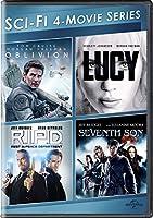 Oblivion / Lucy / R.I.P.D. / Seventh Son [DVD] [Import]