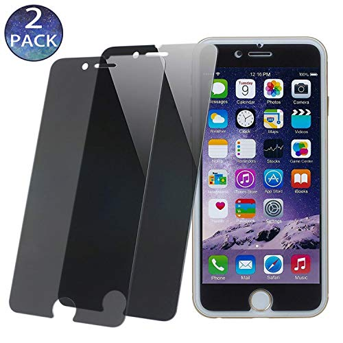 Privacy Screen Protector for iPhone SE 2020 2nd Gen, iPhone 8, iPhone 7 (4.7 Inch), Anti-Spy...