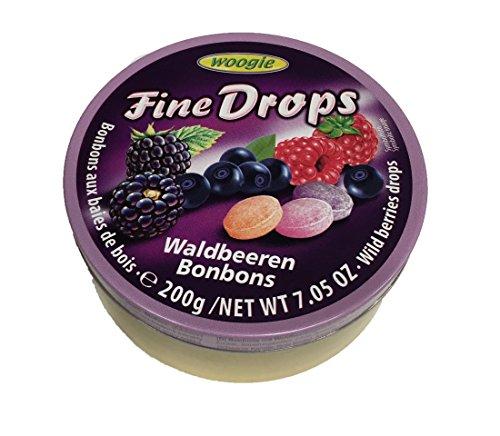 Woogie Waldbeeren-Bonbons
