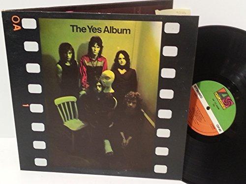 YES, The Yes Album. Matt gatefold sleeve. Great Copy 1971. Matrix stamp. A2, B2. Atlantic.