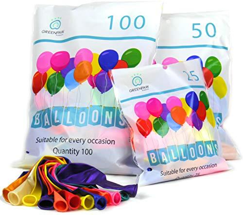 Ballons de fête Premium 100% LAT...