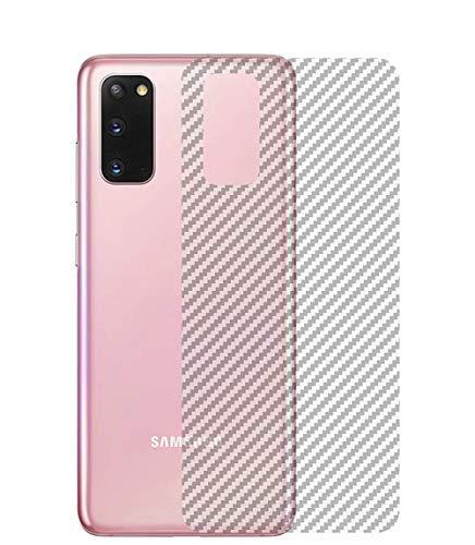 TingYR Protector de Pantalla Trasero para Xiaomi Redmi Note 10 4G, Cubierta Completa con Adhesivo de Película, Película Protectora Transparente. (2 Piezas)