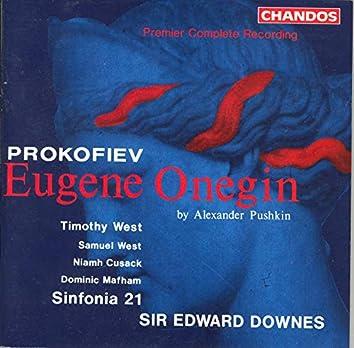 Prokofiev: Incidental Music To Eugene Onegin