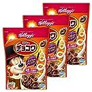 【Amazon.co.jp限定】 ケロッグ ココくんのチョコワ 袋 150g×3個セット【セット買い】