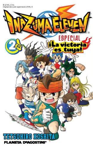 Inazuma Eleven ¡La victoria es tuya! nº 02/02 (Manga Kodomo) (Spanish Edition)