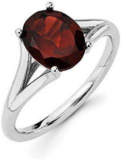 Moonga by GEMS HUB Moonga//Munga Stone Panchadhatu Ring for unisex Red Red Coral Ring 6.00 Ct.