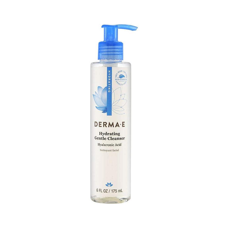 雑多な前提秘密のDerma E Hydrating Cleanser 175ml/6oz並行輸入品
