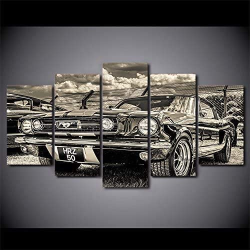 Modular HD Classic Print Artwork Modern Sports Home Under blast sales Decor Wal Poster Car