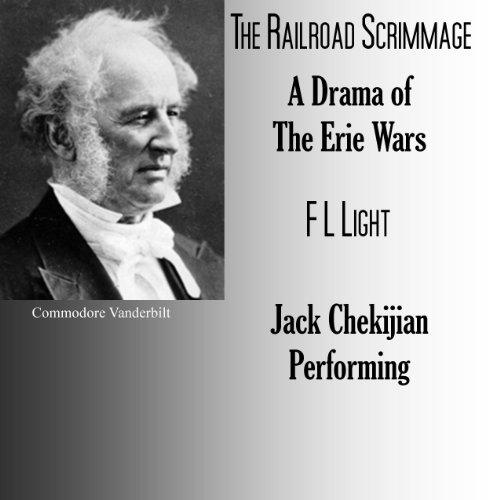 The Railroad Scrimmage audiobook cover art