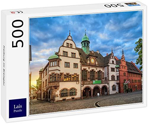 Lais Puzzle Freiburg im Breisgau 500 Teile