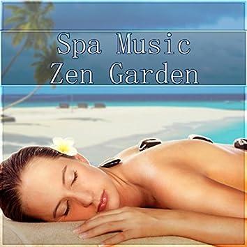 Spa Music Zen Garden – Relaxing Nature Sounds for Spa & Wellness Center, Ocean Waves, Birds, Crickets, Water Sounds, Falling Rain