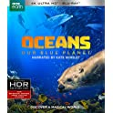 Oceans Our Blue Planet (4K Ultra HD + Blu-ray)
