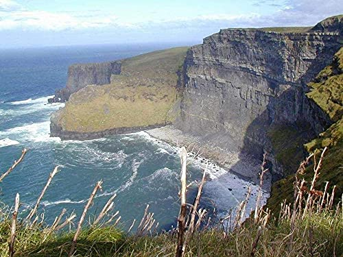 NC69 Cliffs Of Moher County Clare Irland Diy 5D Diamond Painting by Number Unique Kits