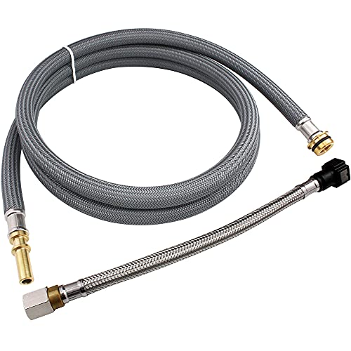 Pull Out Kitchen Faucet Hose 88624000, Replacement Pull Down Hose for Hansgrohe Kitchen Faucets, 59
