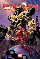 Iron-man marvel now - Tome 03 de Gillen-K