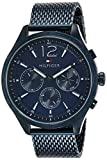 Tommy Hilfiger Analog Blue Dial Men's Watch - TH1791471