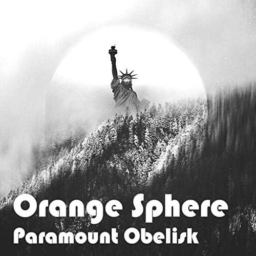 Orange Sphere